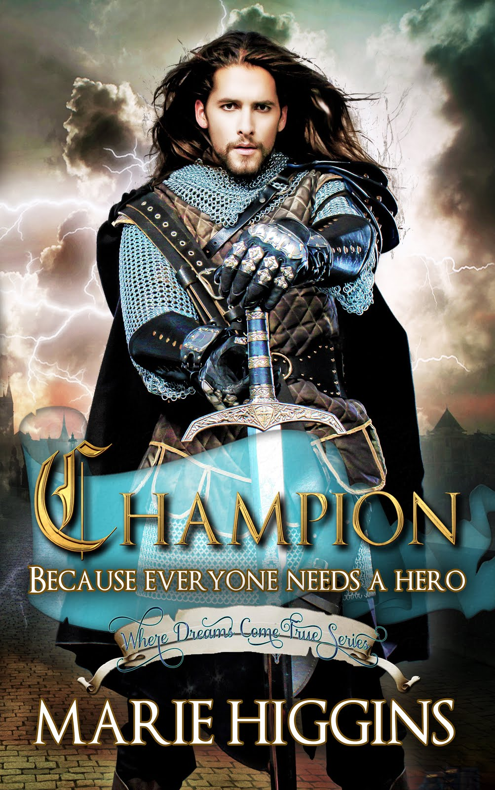 Champion (Bestselling Twisted Fairy Tale)