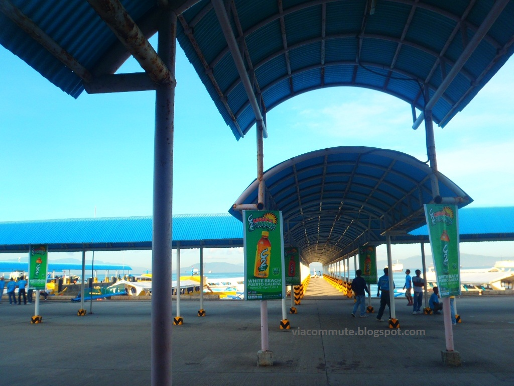 how to get to puerto galera from batangas