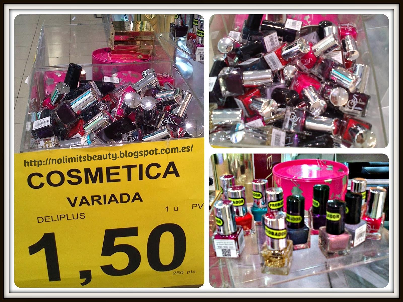 Liquidación Maquillaje Febrero 2014 - Esmaltes de uñas