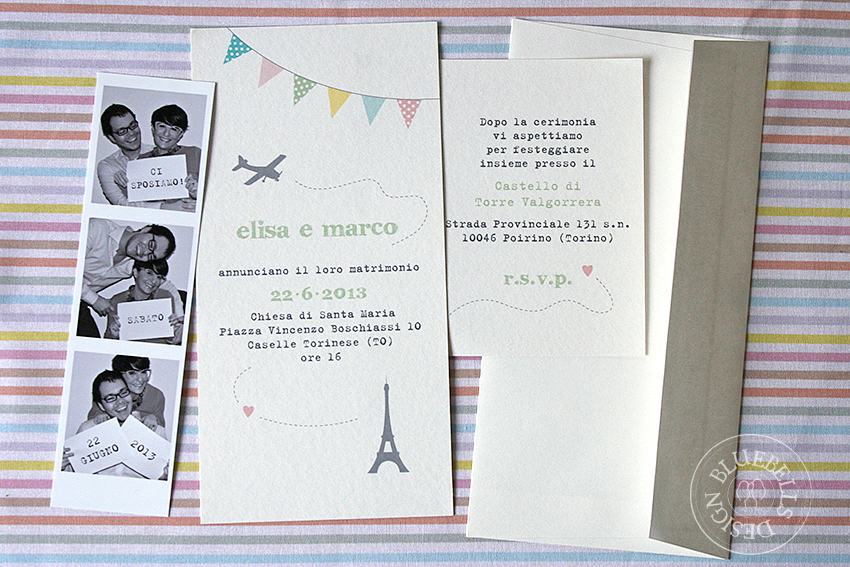 Matrimonio Tema Parigi : Bluebells design from paris with love