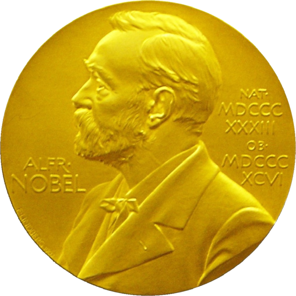 Nobel Medal from 1947