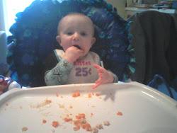 Adventures in self-feeding