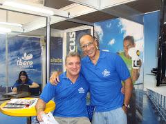 Murilo Guerra, parceiro de muitas...