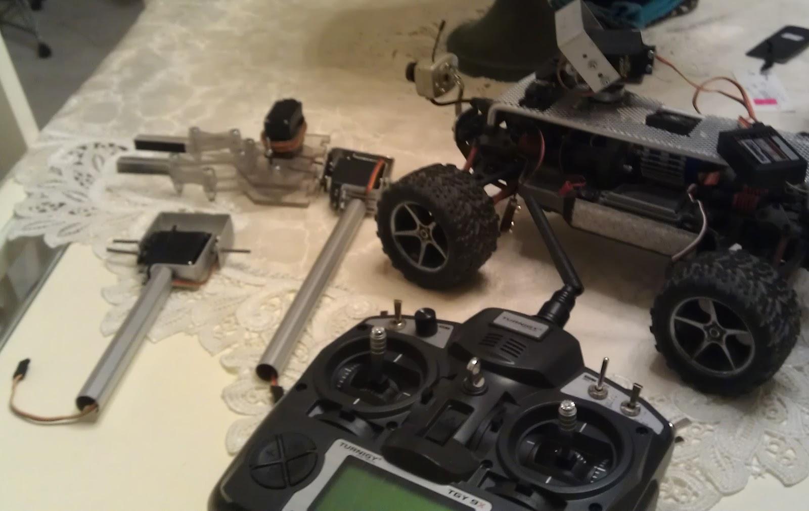 Come costruire un braccio robotico