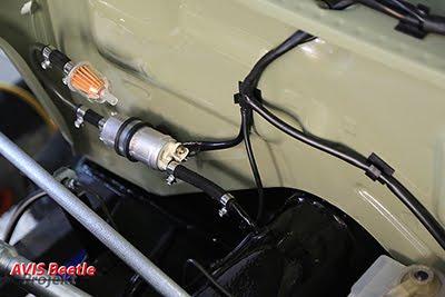 Pierburg Benzinpumpe
