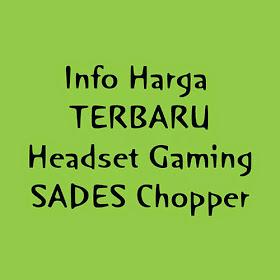 Headset SADES Chopper