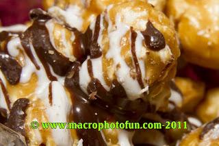 Popcornopolis Zebra popcorn