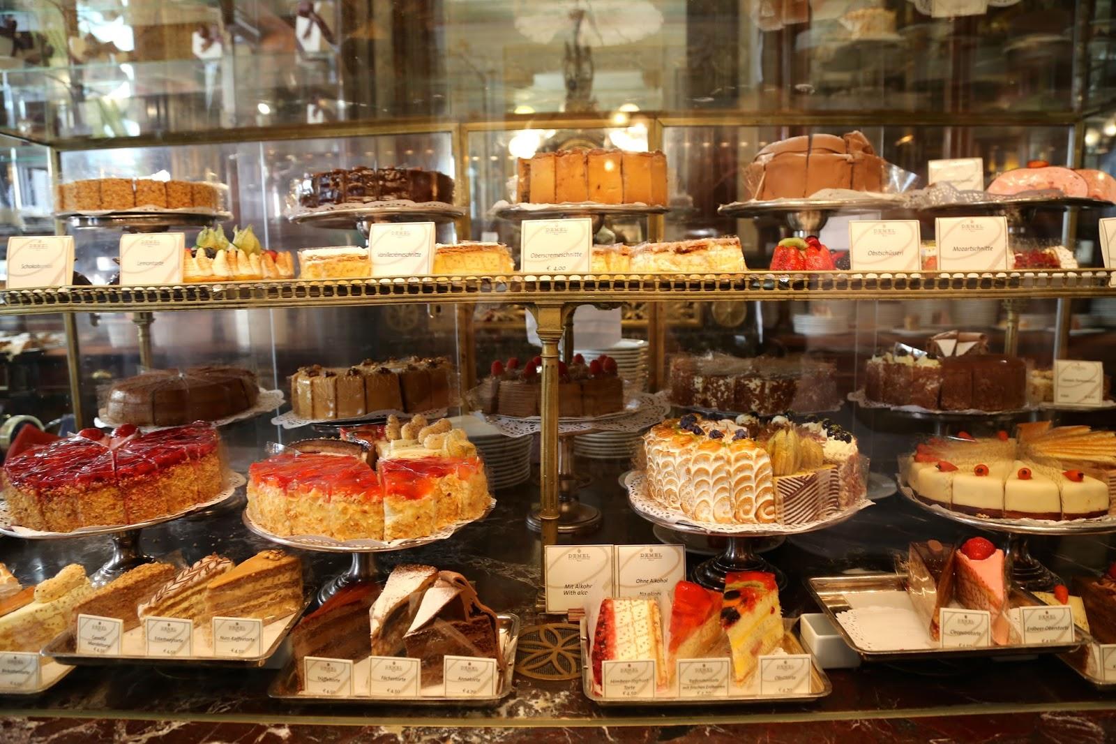 Top ten Viennese coffee houses plus a grandmas cafe