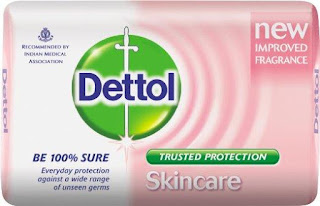 Dettol Soap Value Pack