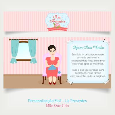 lojinha elo7 personalizada
