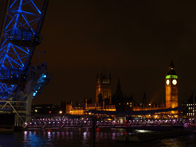 view of westminster and big ben from southbank