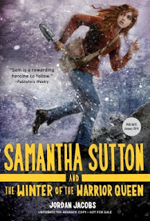 Samantha Sutton and the Winter of the Warrior Queen Blog Tour: Review & Guest Post