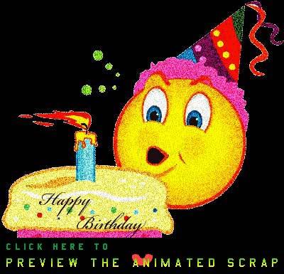 wallpaper of happy birthday