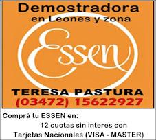 TERESA PASTURA - ESSEN