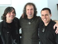 Fredi Jon, Nilton Schutz e Carlos Torres