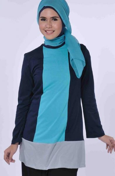 Blus Muslimah Actual Basic 1053A