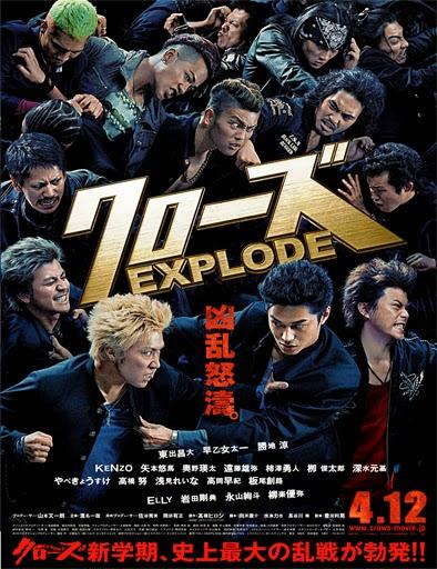 Ver Kurozu Explode (Crows 3) (2014) Online