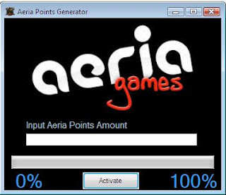 Download for Free the Aeria Points Generator Download Hack Now!