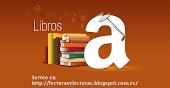 Sorteo lecturas y lectoras