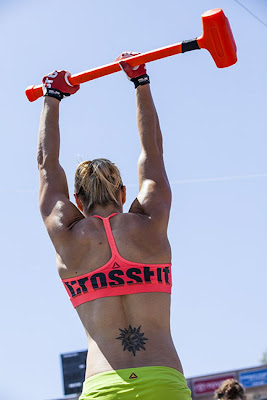 CrossFit Games Sledgehammer