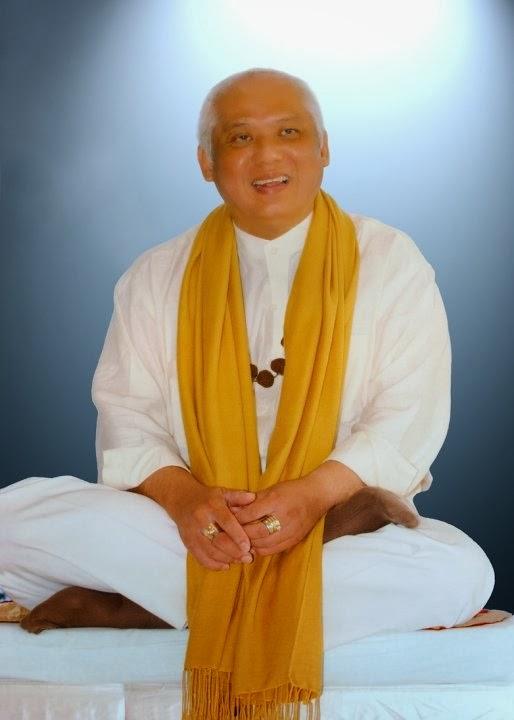 MASTER CHOA KOK SUI. Mi Maestro y fundador de la técnica moderna de Sanación Pránica.