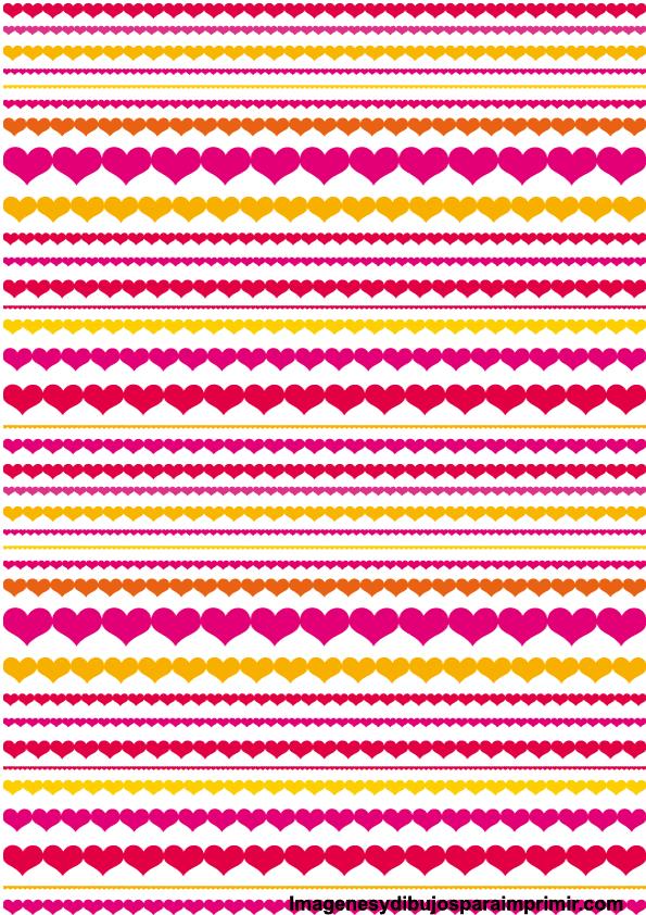 Papel rosa para imprimir imagenes y dibujos para imprimir - Papel decorado para manualidades ...