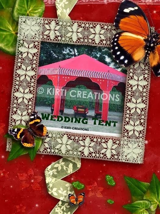 Wedding Tent's Gallery