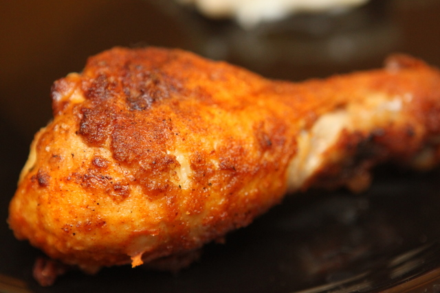 Angel in the Kitchen: Baked Chicken Drumsticks