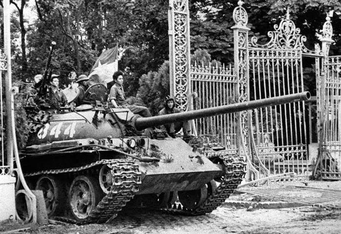 Vietnamitas tanque