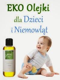 Eko olejki dla dzieci i niemowląt