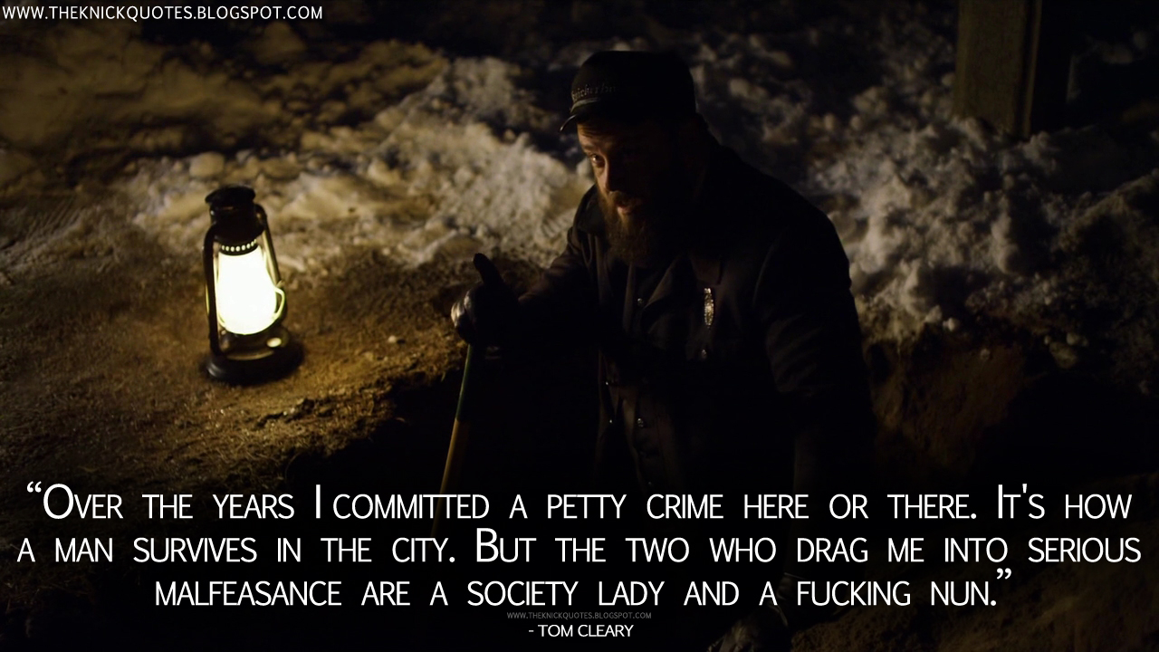 The American Dream Quotes The Knick Quotes Over The Years I Committed A Petty Crime Here Or