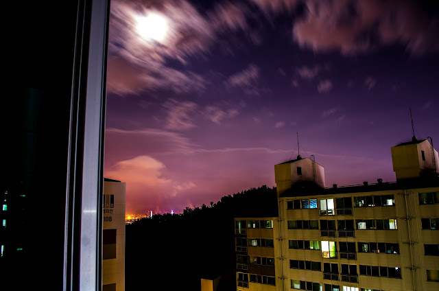 Pohang Photography Long Exposure