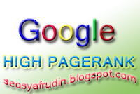 Tips To Get Google High Pagerank