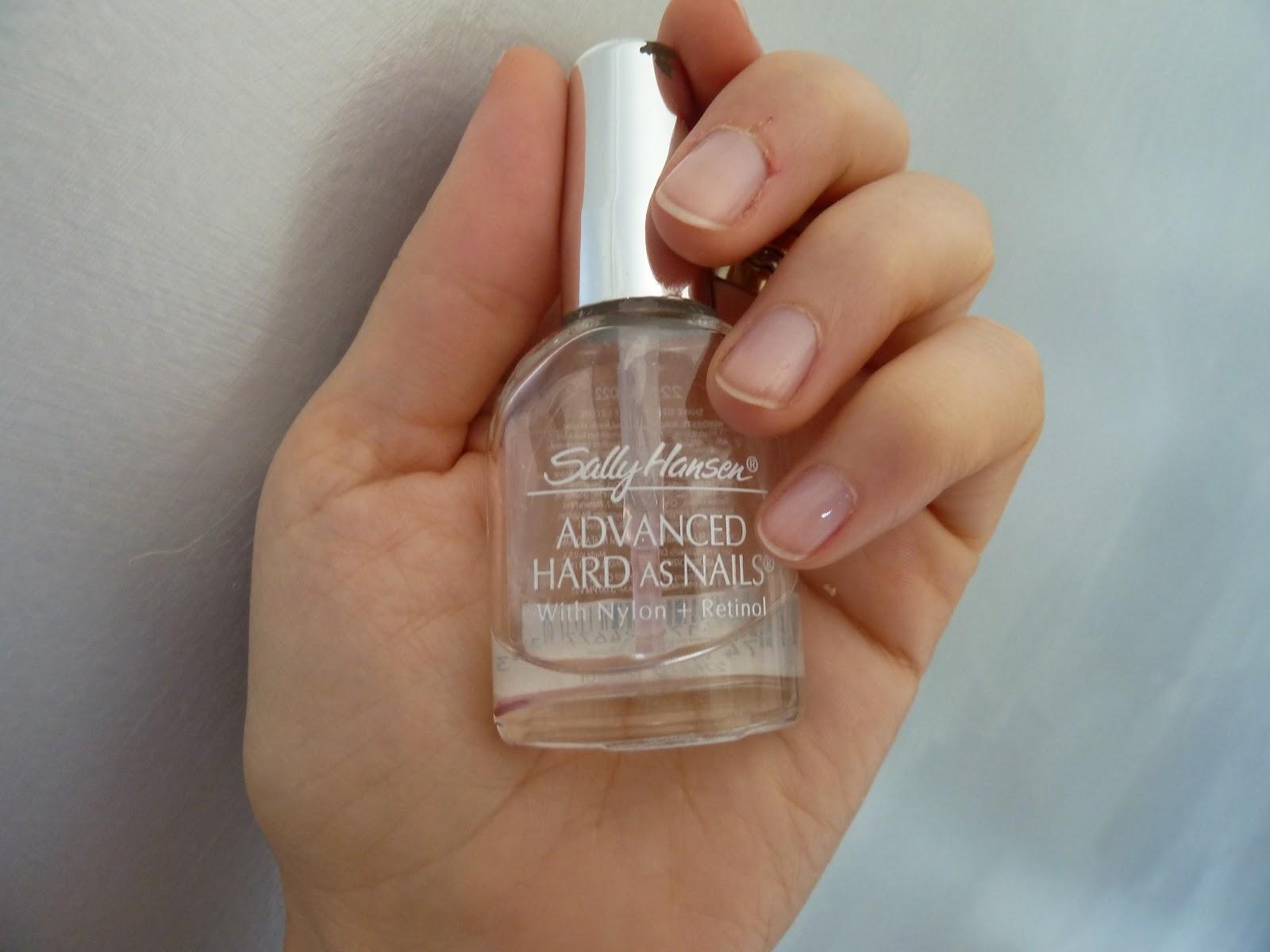 Australian Beauty Review: Product Review: Sally Hansen - Advanced ...