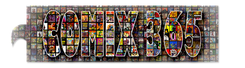 King BlogZilla: ComiX-365 Comics 365