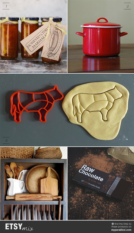 Rustic deli finds on #etsy