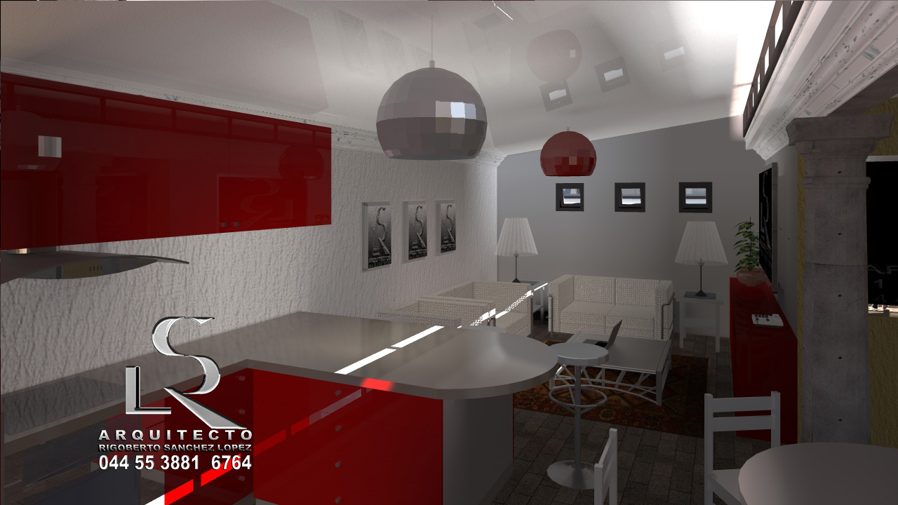 Diseños Arquitectónicos Personalizados en 3d