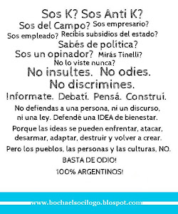 Por una Argentina unida