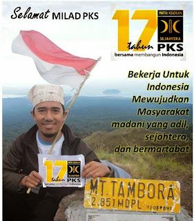 Selamat Milad ke-17 PKS