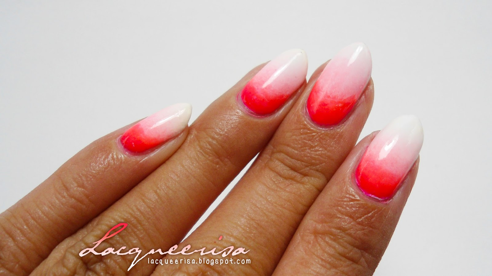 Strikingly Pink lacqueerisa.blogspot.com