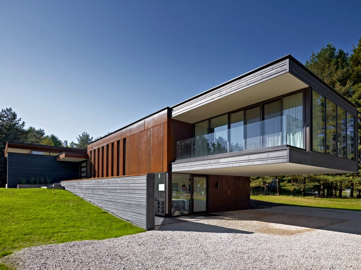 sustainable architecture concept