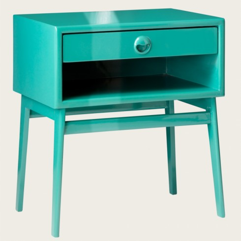 cc loves lacquered furniture