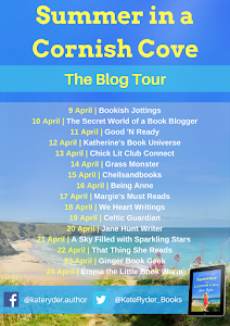 Blog Tour: Summer in a Cornish Cove by Kate Ryder