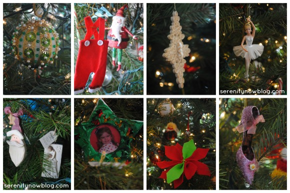 Christmas Ornaments 2012, Serenity Now blog