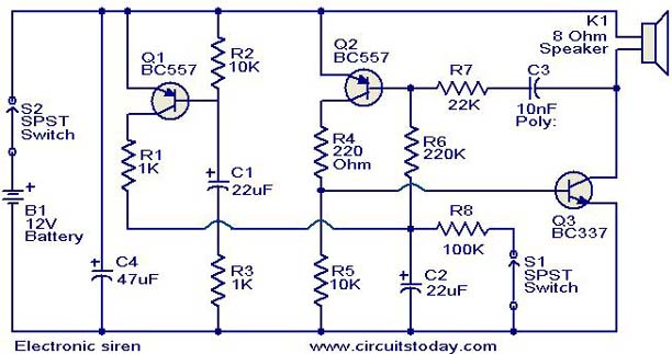 electronics teacher february 2012 electronics circuit diagram electrical blog 2kW Inverter Circuit Diagram Amplifier Circuit Diagram