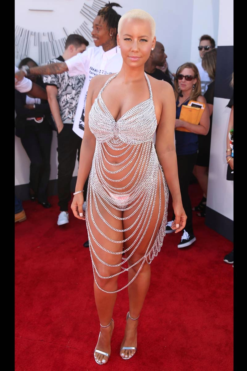 Amber Rose MTV VMA 2014