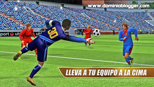 Juega Real Football 2013 gratis en tu Celular