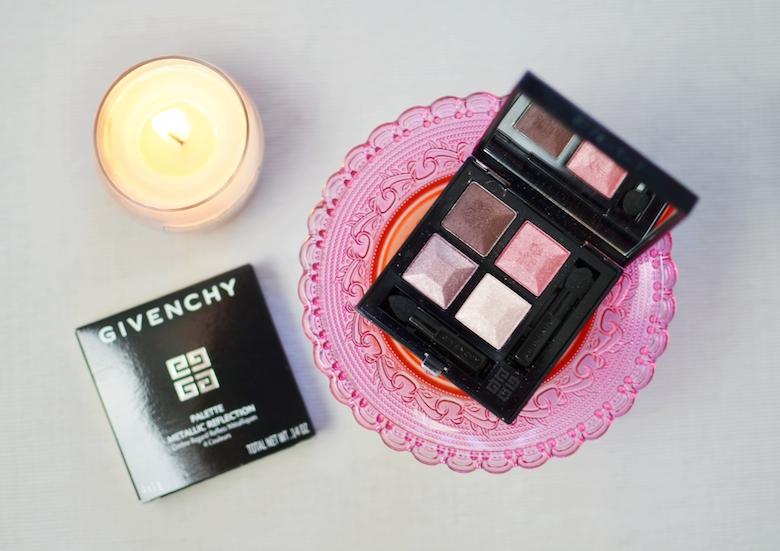 Givenchy_Lidschatten_Palette_Metallic_Refelction_Marionnaud_neu_Quattro_Quad_ViktoriaSarina