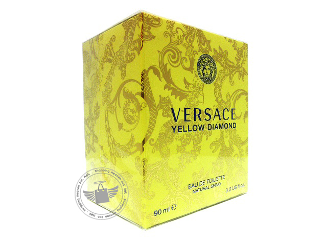 Donatella Versace Yellow Diamond