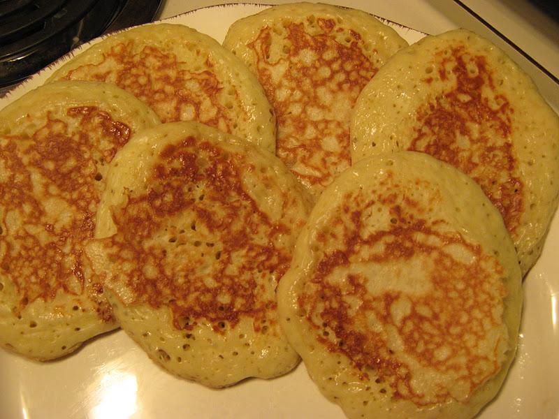 Fake-It Frugal: DIY Crumpets - REAL English Muffins